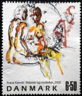 Denmark 2002 Kunst  MiNr.1319 ( Lot L 450 ) - Usado