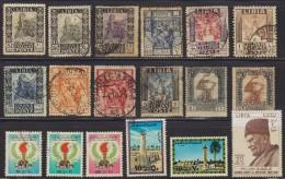 1221(5). Libya, Used (o) Stamp Accumulation - Libyen