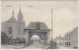 24336g EGLISE - CHAPELLE - CIMETIERE - Lierneux - 1910 - Lierneux