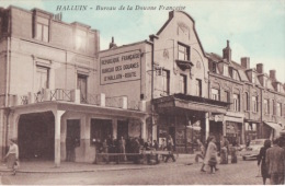 """HALLUIN  """" Bureau De La Douane Francaise """" Dept: 59 - Autres Communes"""