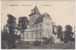 24350g VILLA Du BARON De LAFONTAINE  - Waremme - 1913 - Borgworm