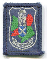 Scotland The Borders Scout Ribbon - Scouting