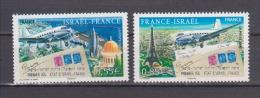FRANCE / 2008 / Y&T N° 4299/4300 ** : France-Israël (2 TP) - Gomme D'origine Intacte - France