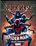 Publiciteit Marvel Spider Man (Dan Slott Olivier Coipel) (2014) - Livres, BD, Revues