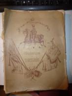 Historique Du 5 è Hussards Castillon De Saint Victor H Bouillé Régiment èm Lobert Hussard Militaria Militaire Soldat - Books, Magazines, Comics