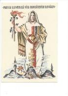 11478 -  Matica Slovenska Vita Navhatenych Slovakov Pomahajme Navratenym Slovakom (Format 10X15) - Slovaquie
