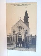 BOULOGNE Sur MER  église  Rue Basse Des Tintelleries - Boulogne Sur Mer