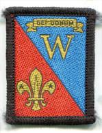 Scotland UK DEI DONUM Scout Ribbon - Scouting