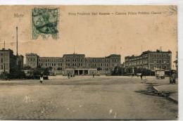 CPA 57 METZ CASERNE PRINCE FREDERIC CHARLES 1909 - Metz