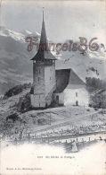 (BE) Die Kirche In Frutigen - Bon état - 2 SCANS - BE Berne
