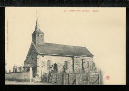 MINECOURT- L'Eglise - Autres Communes