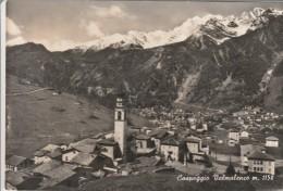 SONDRIO -  CASPOGGIO VALMALENCO - Sondrio