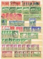 VR 131 VERZAMELING JAMAICA GEST COTE YVERT � 365,00  AAN 3 % ZIE 10 SCANS