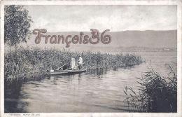 (VD) Yverdon Bords Du Lac Lèman - Barque - Editeur Deriaz Baulmcs - En état - 2 SCANS - VD Vaud