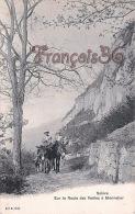(74) Salève Sur La Route Des Voûtes à Monnetier - Trés Bon état - 2 SCANS - Andere Gemeenten