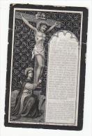 Doodsprentje Pater Victor Jozef DELOS Missionaris Cortemarck 1883 Priester Congo Kasai Antwerpen 1914 - Images Religieuses