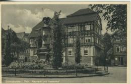Schmalkalden V. 1935  Neumarkt Mit Hessenhof  (42804) - Schmalkalden