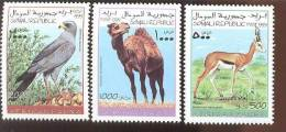 MINT NEVER HINGED SET OF STAMPS ANIMALS - WILDLIFE  # S-1160-5  ( SOMALI   1999 - Unclassified