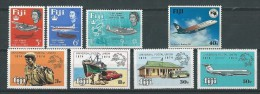 Fiji: 187/ 189 * + 327/ 330 ** +  513 ** - Fidji (1970-...)