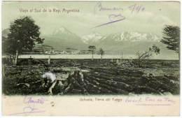 Argentine - Ushuaia, Tierra Del Fuego - Viaje Al Sud De La Rep. Argentina - Argentine