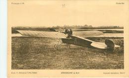 Aerodrome De Buc  - Avion - Buc