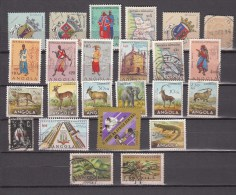 Angola,24V,small Collection,kleine Collectie,kleine Kollektion,petite Collection,Used/Gestmpeld/MH/Ongebru Ikt( A1460) - Angola