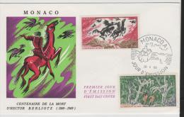PM035/  MONACO - Todestag Von Berliotz 1969 - Monaco
