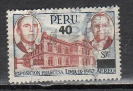 PEROU ° YT N° AVION 461 - Peru