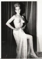 PHOTO NU JEUNE FEMME ANNEES 60 - Beauté Féminine (...-1920)