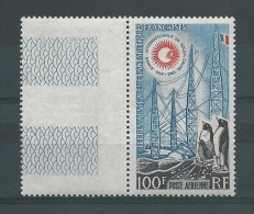 TAAF - POSTE AERIENNE YVERT N°7 ** - COTE = 165 EUROS - - Unused Stamps