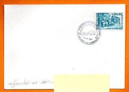 45 NOGENT SUR VERNISSON  TRANSPORT COURRIER PAR MALLE POSTE  1999 Lettre Entière N° I 364 - Marcophilie (Lettres)