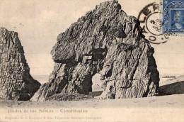 CHILI   Piedra De Los Novios - Chile