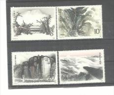 CHINE CHINA    Y Et T No  2898  à  2901  XX  MNH - 1949 - ... Repubblica Popolare