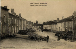 88 CHATENOIS  RUE DUBREUIL - Chatenois