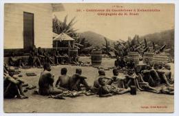 CONGO.KAKAMOUEKACommerce Du Caoutchou à Kakamoueka. Compagnie Du K Niavi.Très Bon état.Ref0001 - Congo Francés - Otros