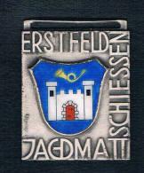 ERSTFELD JAGDMATT SCHIESSEN - Monedas