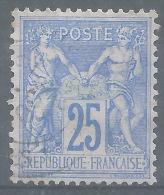 MM--791-. N° 79, OBL.,   Cote 2.00 € , A Saisir  ,  Je Liquide - 1876-1898 Sage (Type II)