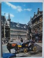 H78 Postkaart Gent - St Baafsplein - Gent