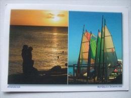 H79 Republica Dominicana - Atardecer - Cartes Postales