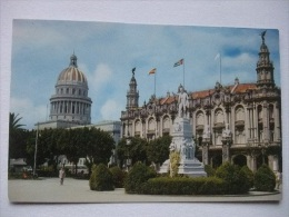 H79 Postcard Cuba - Habana - Parque Central - Cartes Postales