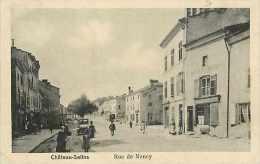 Nov14 1319: Château-Salins  -  Rue De Nancy - Chateau Salins