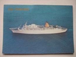 H79 Postcard Bermuda - Sea Princess - Cartes Postales