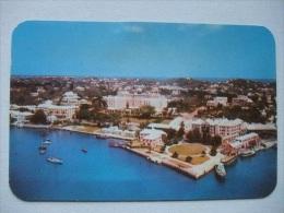 H79 Postcard Bermuda - Bermudiana Hotel - Postkaarten