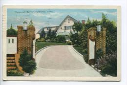 OE4/ Hollywood movie history: 1924 Home of Douglas Fairbanks and Mary Pickford