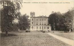 - Departs Div - Bouches Du Rhone - Ref X137 - Les Milles - Chateau De Lanfant - Parc Dessine Par Le Notre - - Frankrijk