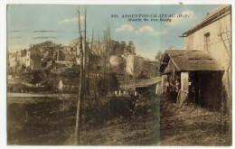 ARGENTEAU-CHÂTEAU. - Moulin Du Bas-Bourg - Argenton Chateau