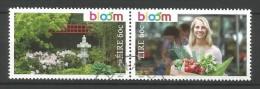 Ierland 2014 Bloom 2094/2095 Pair //0 - 1949-... République D'Irlande