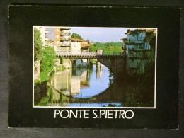 LOMBARDIA -BERGAMO -PONTE SAN PIETRO -F.G. LOTTO N 437 - Bergamo