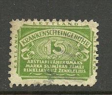 Estland Lettland Litauen 1942/43 Occupation Krankenscheingebühr Health Insurance Tax O - Occupation 1938-45