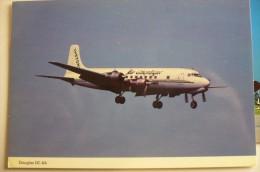 AIR ATLANTIQUE   DC 6 - 1946-....: Moderne